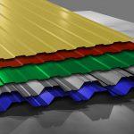 Высококачественный материал для крыши - профнастил