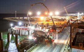 Минтранс анонсировал начало строительства ж/д подходов к Крымскому мосту в 2017 году