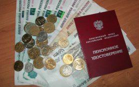 В СФ считают необходимой дополнительную поддержку пенсионеров из-за снижения пенсий