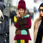 Утепляемся модно: какие шапки будут носить в 2017 году