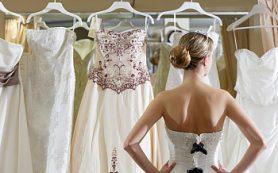 Выбор свадебного платья — как не ошибиться