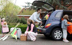 Что положить в машину