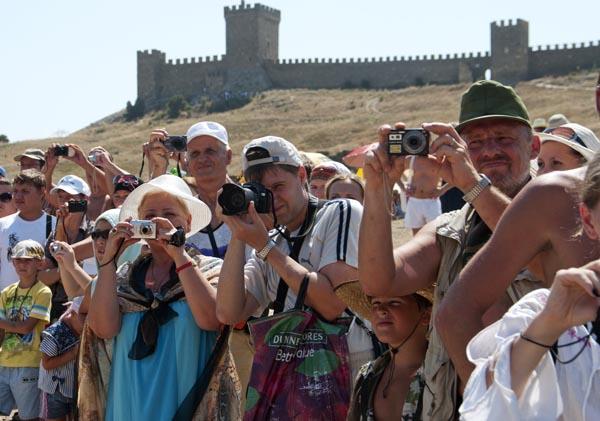 Крымский турист — кто он?