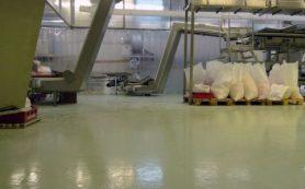 Классификация промышленных полимерных полов