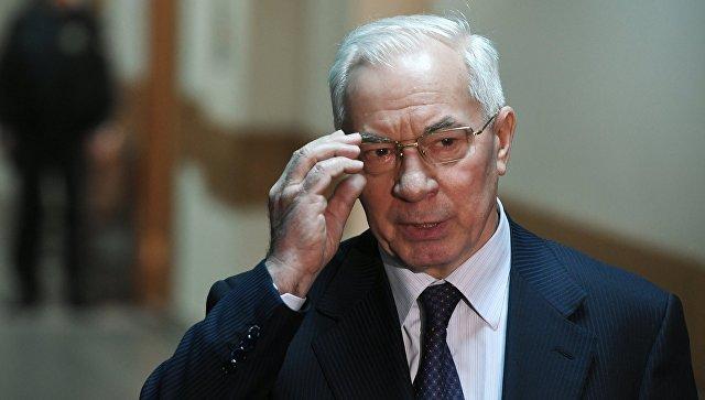 Россия поддерживает на плаву украинскую экономику, заявил Азаров