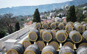 «Массандра» собирается запустить производство шампанского