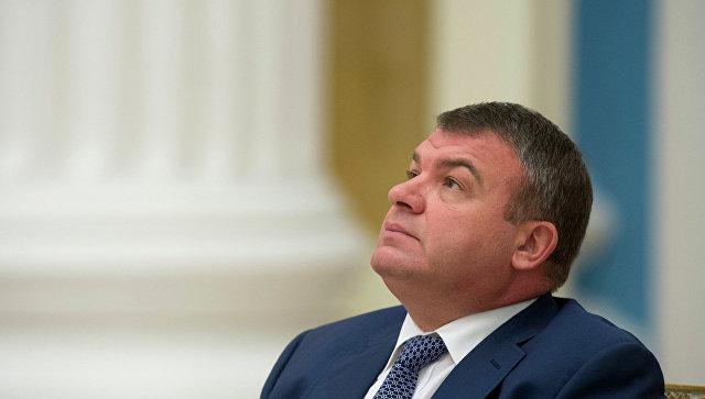 Анатолия Сердюкова выдвинули в совет директоров «КамАЗа»