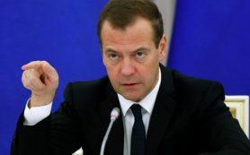 Медведев поручил изучить целесообразность проведения интервенций на рынке мяса