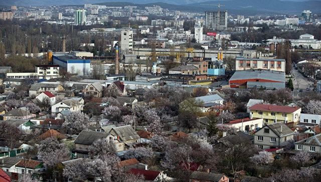 Симферополь хотят закрыть для транзитного транспорта