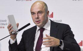 Силуанов возмутился громадным объемом «серых» зарплат
