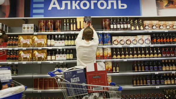 Новый учет алкоголя может замедлить работу ритейлеров