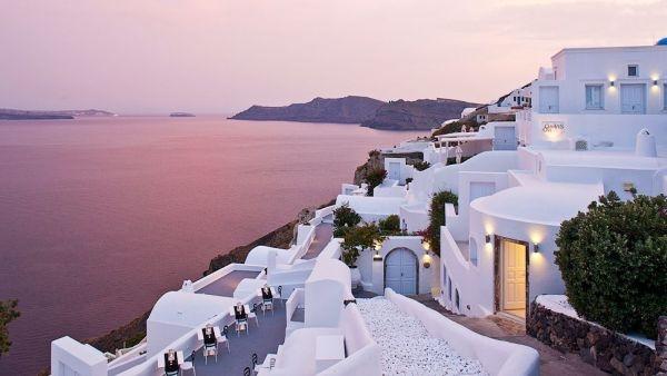 Комфортабельный отдых в отелях в Греции