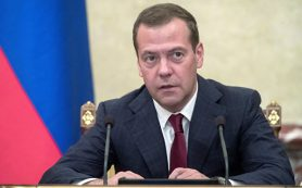 Медведев считает необходимым создание дополнительных резервов правительства
