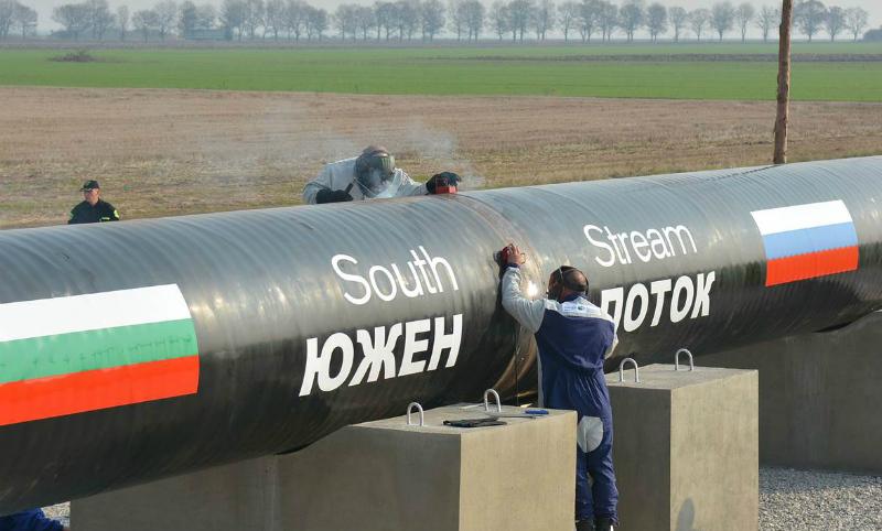Россия, Венгрия и Сербия снова начали переговоры по «Южному потоку»