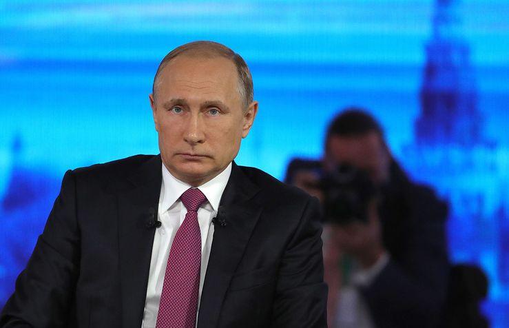 Путин: формирование цифровой экономики — вопрос нацбезопасности РФ