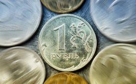 Рубль отыгрывает курсовую динамику форекса