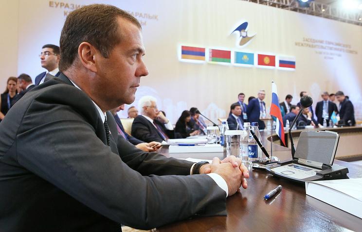 Главы правительств ЕврАзЭС обсудили насущные вопросы и посетили ЭКСПО-2017