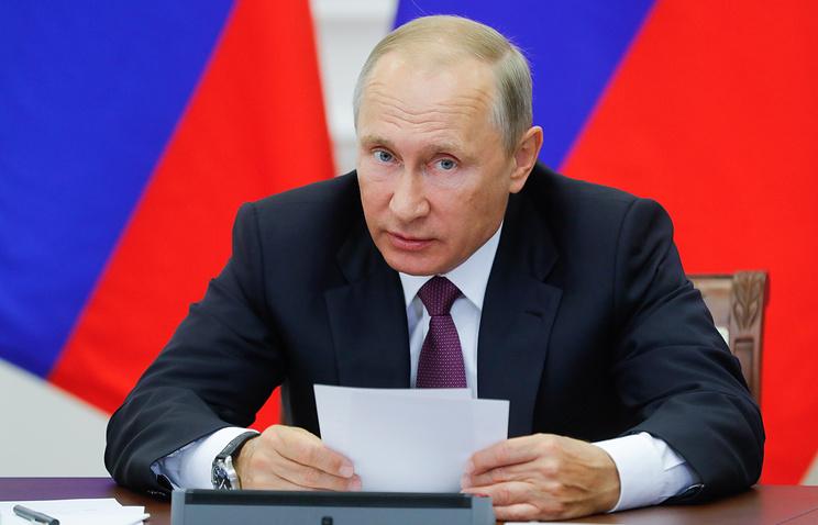 Путин приказал отменить НДС на билеты в Калининград