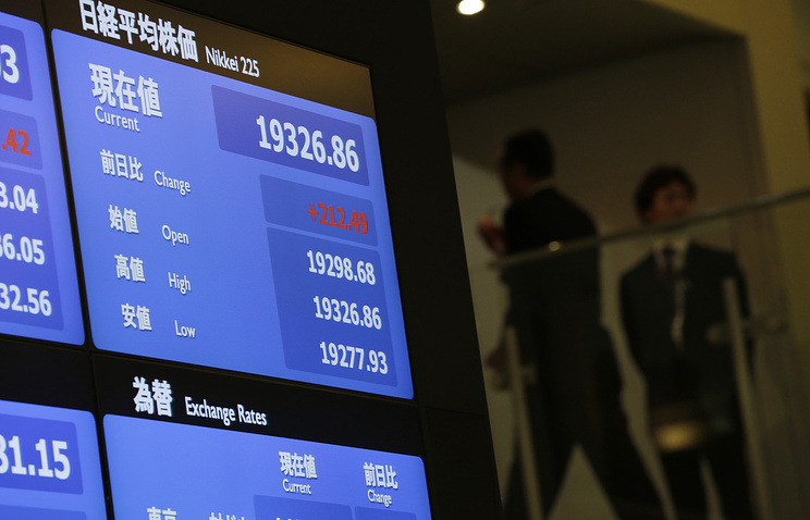 Индексы в Токио упали до четырехмесячного минимума после ракетного пуска в КНДР