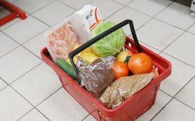 Стоимость минимального набора продуктов снизилась в июле на 4%