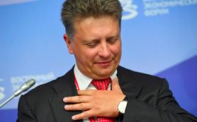 Путин наказал главу Минтранса