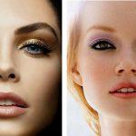 Создание романтического макияжа