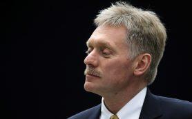 Песков: немецкий бизнес заверил Путина в желании продолжить участие в «Северном потоке»