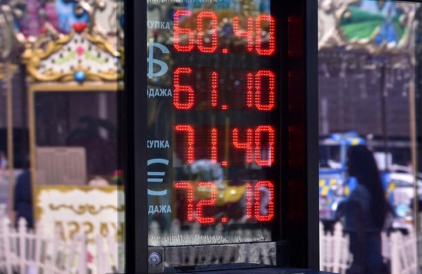 Что ждет рубль в начале ноября