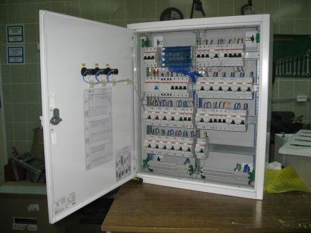 Особенности производства и сборки электрощитового оборудования