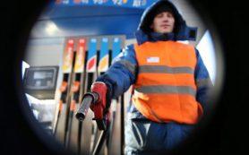 Названа причина роста цен на бензин