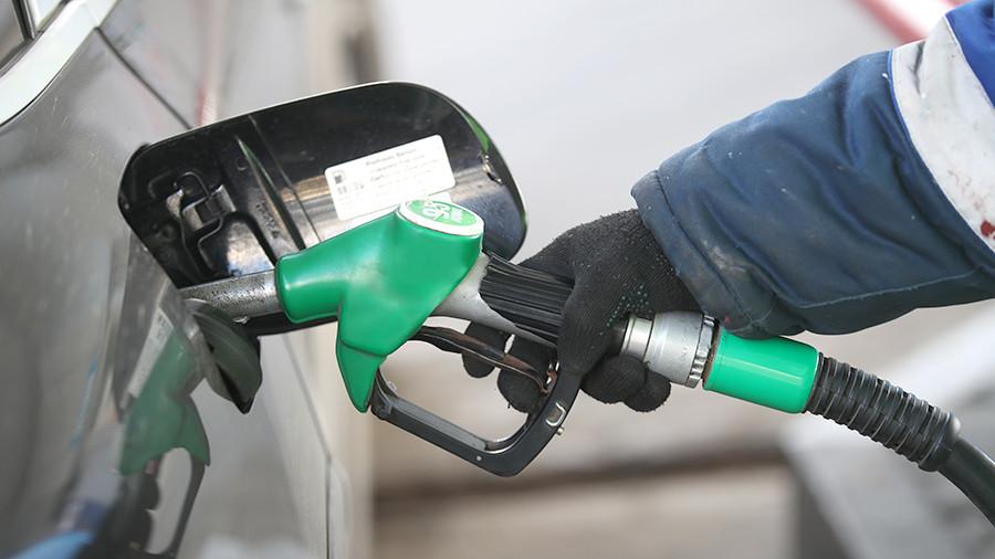 Оптовые цены на бензин в РФ в ноябре резко выросли
