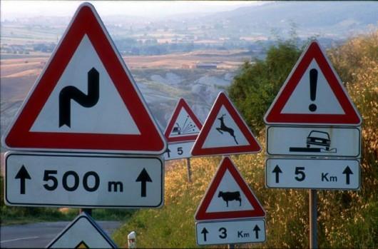«Оптима Сервис» — лучшие дорожные знаки