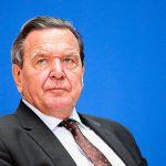Шредер отказался от зарплаты в «Роснефти»