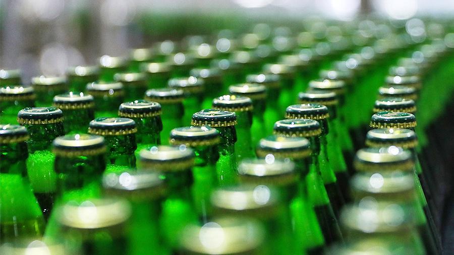 Продажи алкоголя выросли до 209 млн декалитров