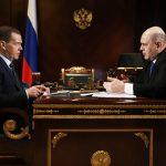 Медведев поручил ФНС сформировать единую систему маркировки товаров