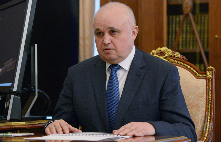 Гендиректором угольной компании «Колмар» назначен заместителем Тулеева
