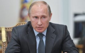 Путин назвал импортозамещение временным явлением