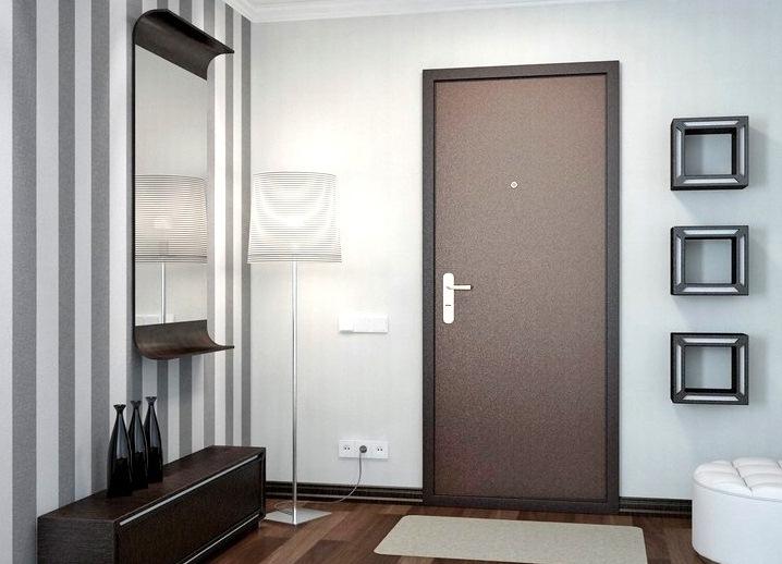 Входные двери: какие, из чего, для чего