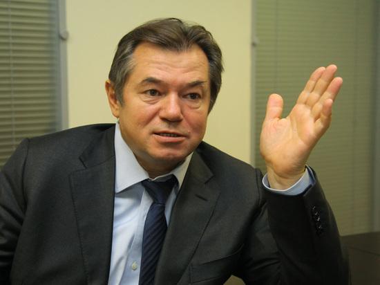 Глазьев оценил ущерб России от ЦБ в 23 трлн рублей