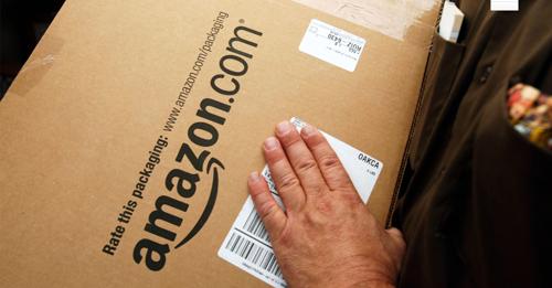 Безопасная доставка с Amazon