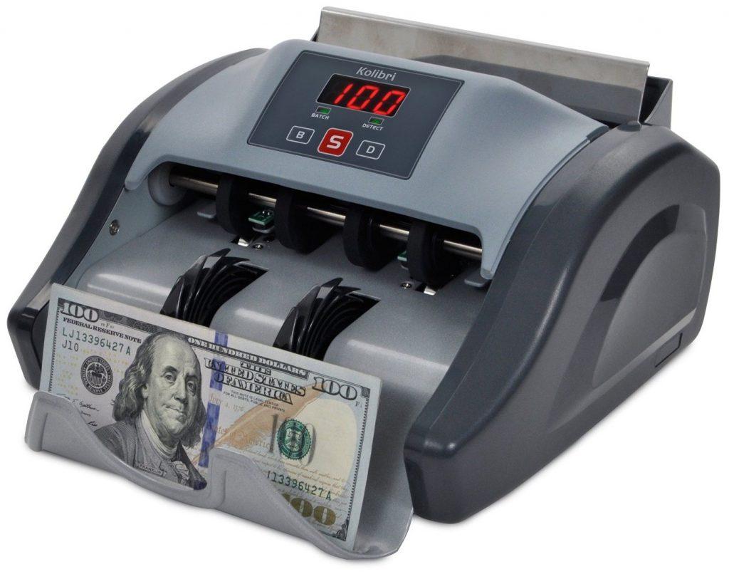 Счетчик банкнот Cassida