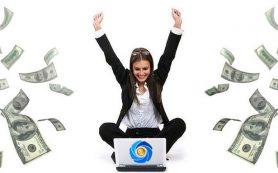 Реальный заработок в интернете без вложений