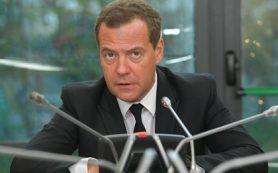 Дмитрий Медведев вновь назначен главой правительства РФ