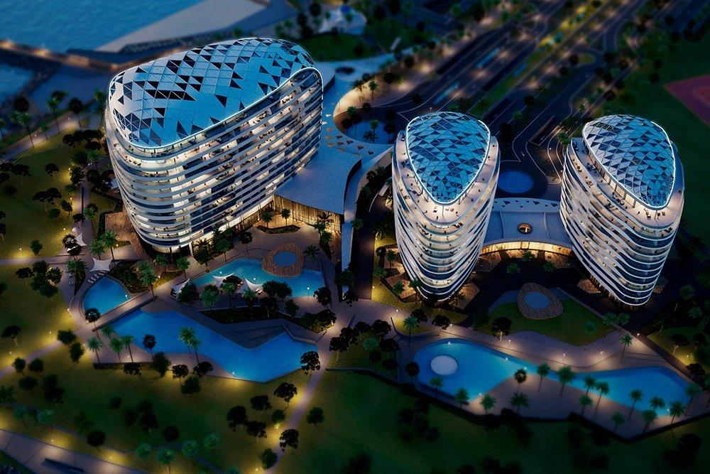 Инвестиции в недвижимость EDEN CITY на Кипре откроют путь к гражданству ЕС