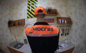 Жильцам дали строгую инструкцию по эксплуатации газа