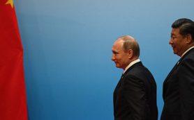 Путин перед поездкой в Китай приготовил сюрприз для Си Цзиньпина