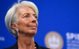 Глава МВФ предрекает кризис для глобальной экономики