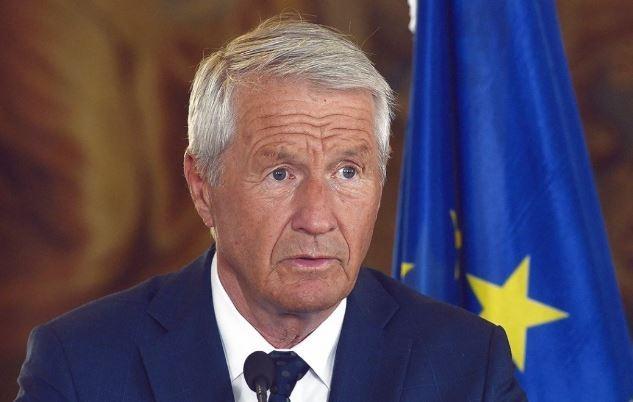 Генсек Совета Европы прибыл в РФ просить деньги