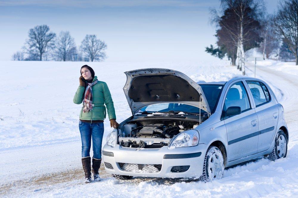 Как отогреть автомобиль зимой?