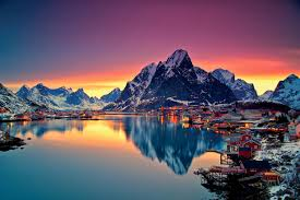 Осло – прекрасное место на земле